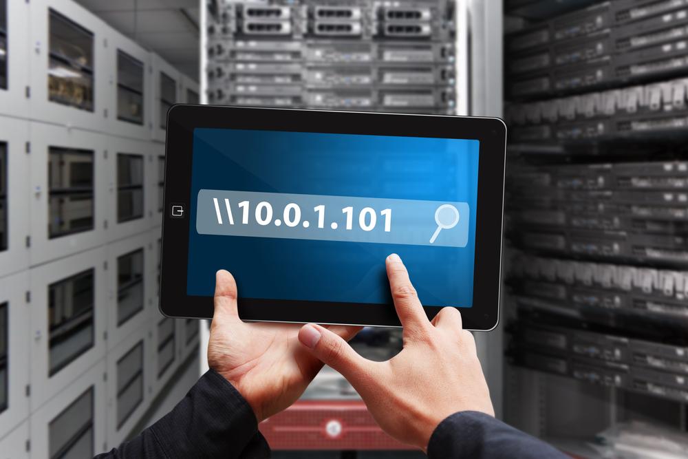 How to change my IP address