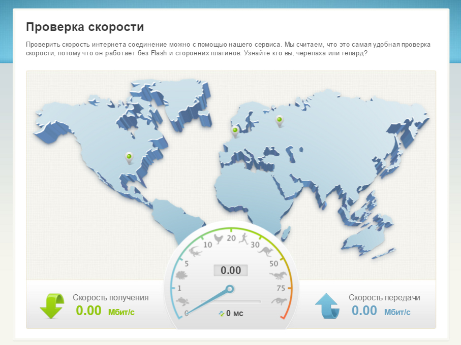 whoer speed test тест скорости