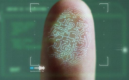 Приложения на Android отпечатки пальцев