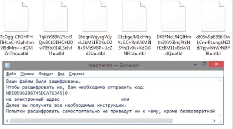 ransomware-шифровальщик